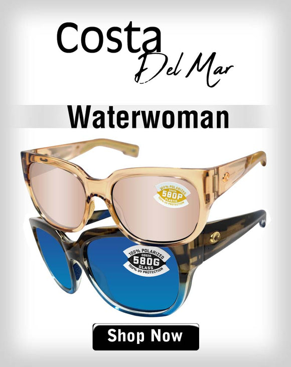Costa Del Mar Waterwoman Sunglasses