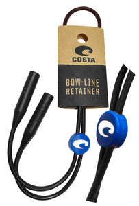 Costa Del Mar Bowline silicone retainer BLACK BLUE BW 11