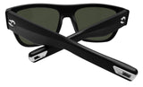Costa Del Mar Sampan matte black frame blue mirror 580 plastic lens