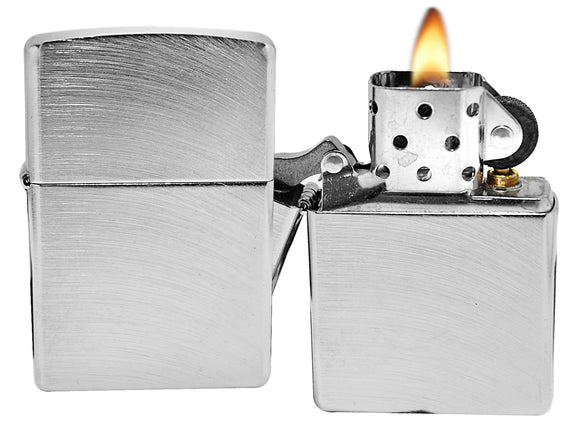 Zippo 24647 Chrome Arch Windproof Classic Lighter