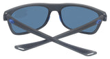 Costa Del Mar Remora Smoke Crystal Frame Blue Mirror 580P Plastic Polarized Lens