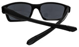 Oakley Chainlink Covert Matte Black Grey Polarized lens Authentic OO9247-1557 NIB