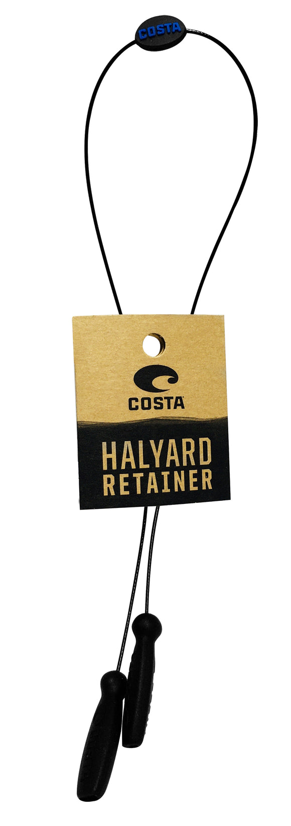 Costa Del Mar Halyard wire retainer black NEW HY 11