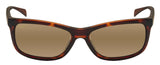 Maui Jim Puhi H785-10 Tortoise Frame HCL Bronze Polarized Lens Sunglasses New