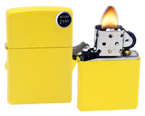 Zippo 24839 Lemon Yellow Windproof Classic Lighter