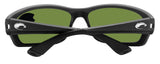 Costa Del Mar Jose Matte Gray Frame Green Mirror 580G Glass Polarized Lens