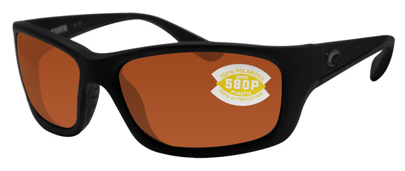 Costa Jose Blackout frame Copper 580P plastic Lens JO 01 OCP