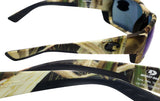 Costa Del Mar Tuna Alley Mossy Grass Camo Blue Mirror 580P Plastic Polarized
