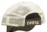 Costa Del Mar Mesh Hat Mossy Stone adjustable Cap New HA 04