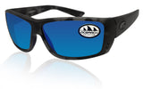 Costa Del Mar Cat Cay Ocearch Tiger Shark Blue Mirror 580G Glass Polarized Lens
