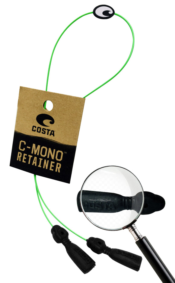 Costa Del Mar C-MONO RETAINER GREEN NEW