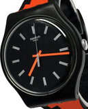 Swatch SUOB167 Sheyenne I love your folk watch Black