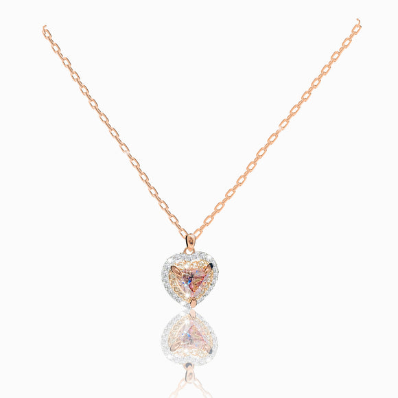Swarovski ONE Pendant multicolor rose gold 5439314