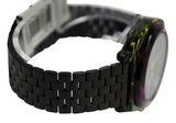 Nixon A3272482 Time Teller Acetate Multi Black Stainless Steel Bracelet Watch