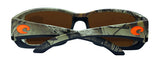 Costa Del Mar Blackfin Realtree Camo Green Mirror 580P Plastic Polarized Lens
