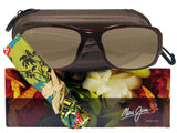 Maui Jim H415-26B Bamboo Forest Rootbeer Fade HCL Bronze Polarized Sunglasses
