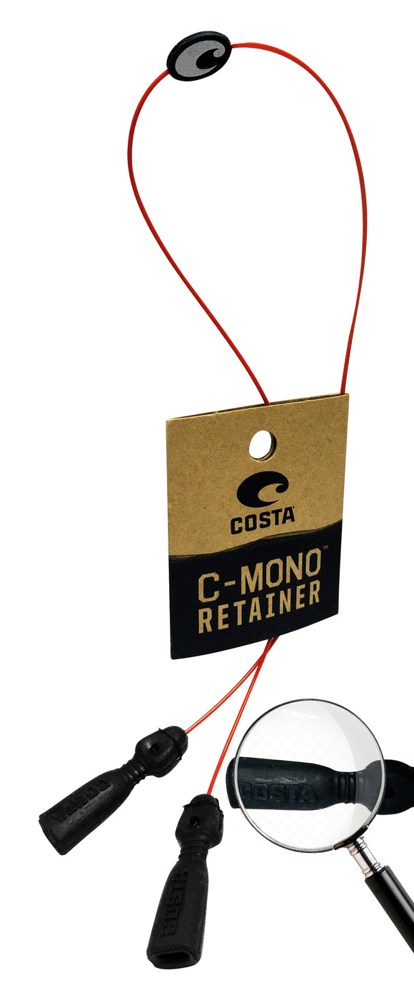 Costa Del Mar C-MONO Retainer RED NEW
