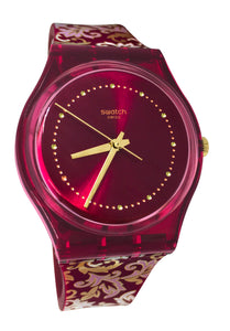 Swatch GR179 Damask Red watch 2019 Knightliness NEW