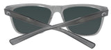 Costa Del Mar Apalach Matte Crystal Gray Silver Mirror 580 Glass Polarized Lens