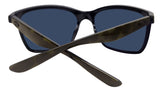 Costa Del Mar Anaa Olive Tort Black Frame Blue Mirror 580 Plastic Polarized Lens