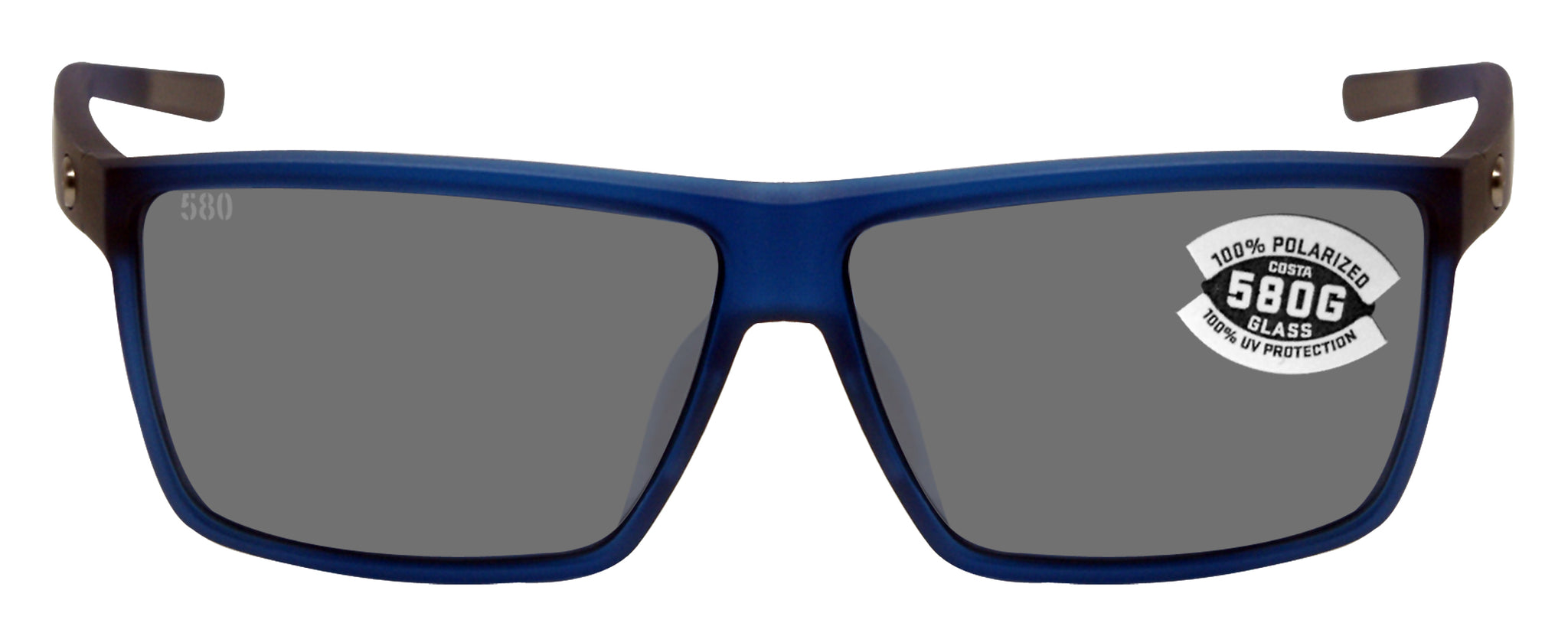 a4dd90c0fa ... Costa Del Mar Rincon Matte Atlantic Blue Frame Gray 580G Glass  Polarized Lens ...