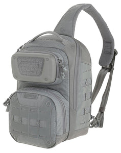 Maxpedition EDPGRY Edgepeak Sling Pack Gray