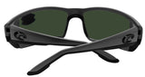 Costa Del Mar Permit Matte Gray Frame Blue Mirror 580G Glass Polarized Lens