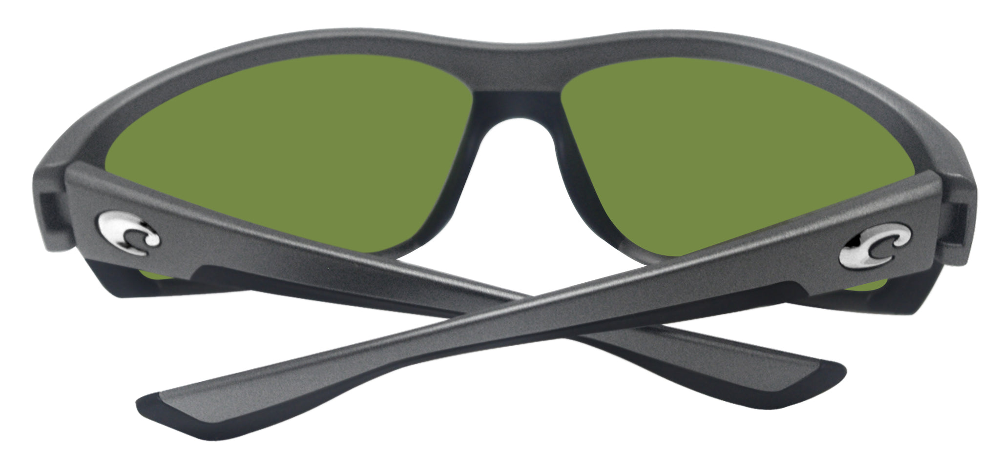 52d8ff047e ... Costa Del Mar Saltbreak Gray Frame Green Mirror 580P Plastic Polarized  Lens ...
