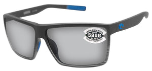 Costa Del Mar Rincon Smoke Crystal Fade Frame Gray 580G Glass Polarized Lens