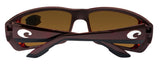 Costa Del Mar Permit Tortoise Frame Green Mirror 580G Glass Polarized Lens