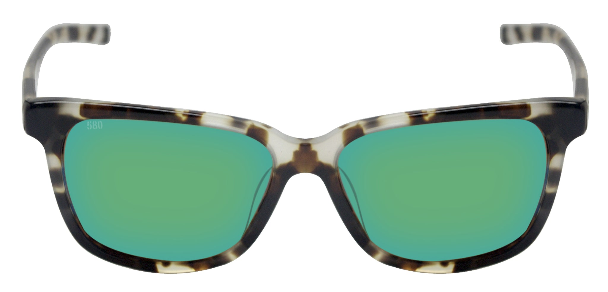 95d0495454ce9 ... Costa Del Mar May Shiny Tiger Cowrie Green Mirror 580G Glass Polarized  Lens ...