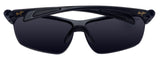 Maui Jim Stone Crushers Matte Black frame Grey Polarized Lens 429-2M NEW