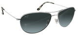 Maui Jim GS772-17 Sea House Silver Frame Neutral Grey Polarized Lens Sunglasses
