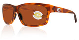 Costa Del Mar Cut Tortoise Frame Copper 580P Plastic Polarized Lens