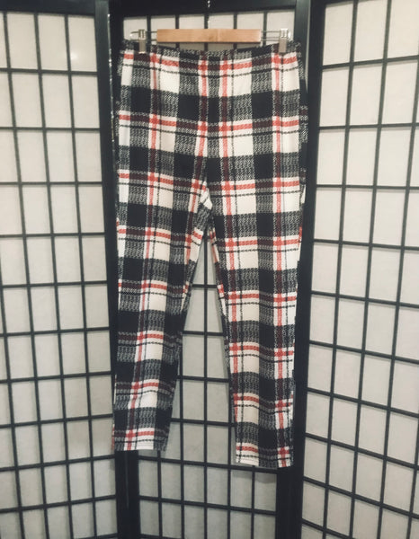The SKANDi Tartan Stretch Pant