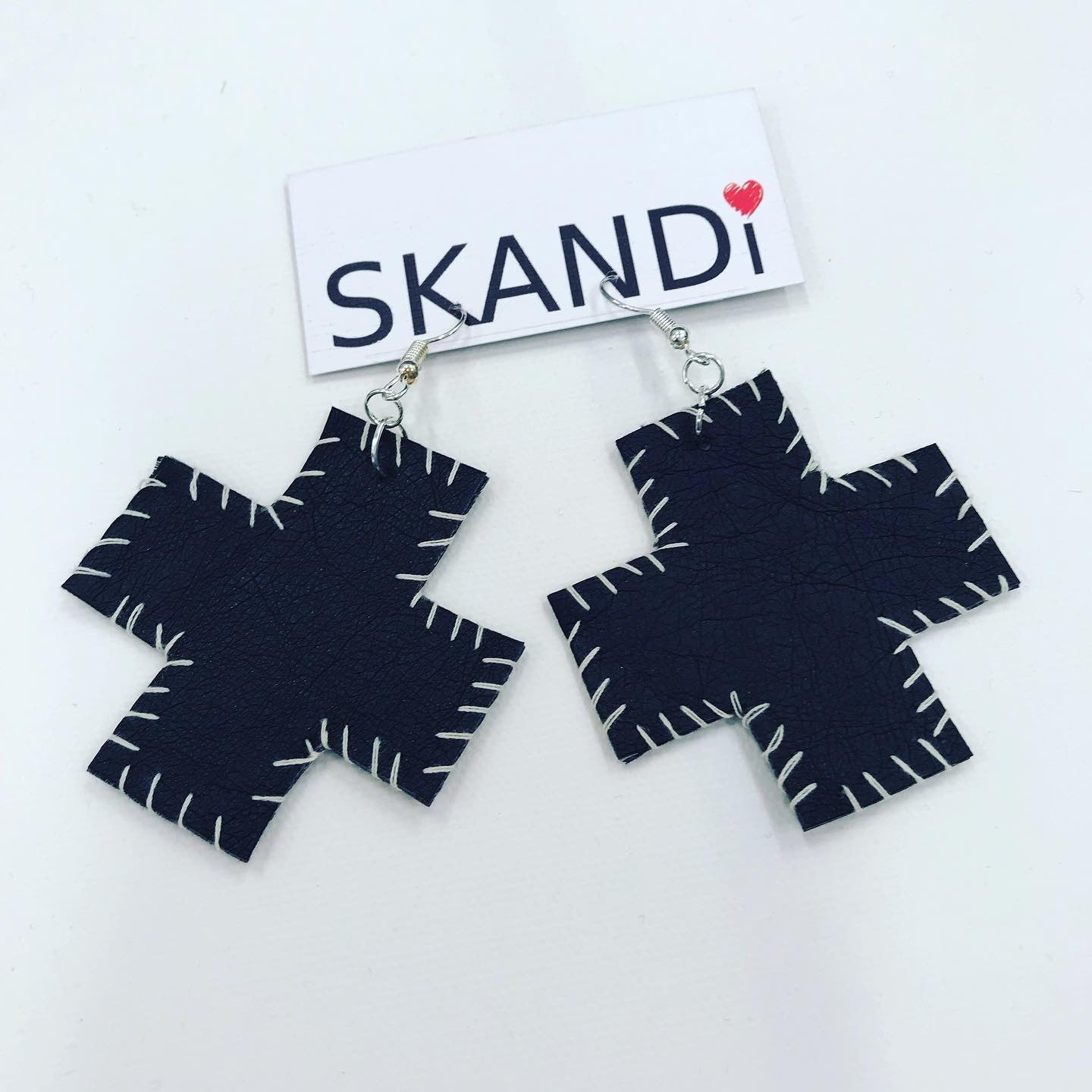 The SKANDi ➕ Drop Earrings