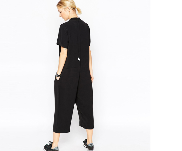 The Tailored Harem Jumpsuit
