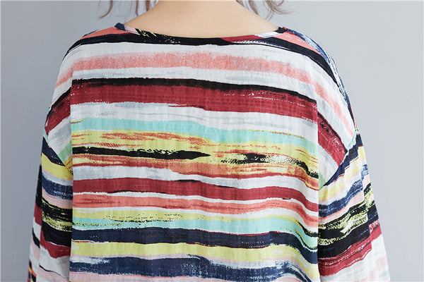 The SKANDi Watercolours Top
