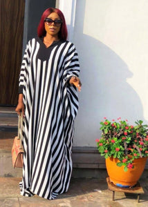 Essential Stripe Maxi