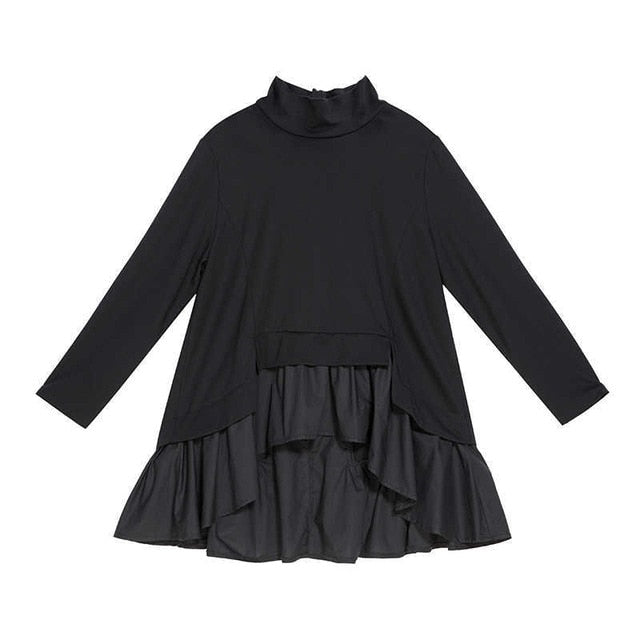 SKANDi 'Ruffles' Long Sleeve