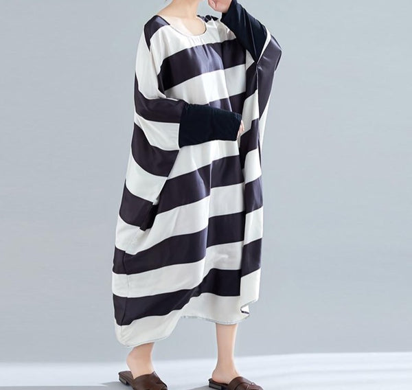 The SKANDi Jade Stripe Maxi