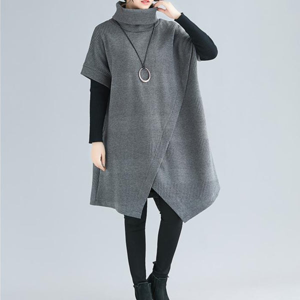 The SKANDi Asymmetric Short Sleeve Tunic