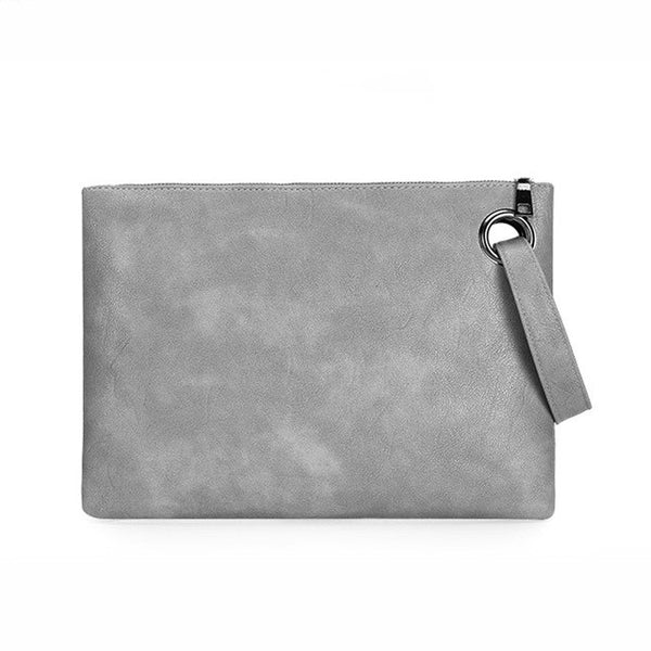 SKANDi Leatherette Clutch