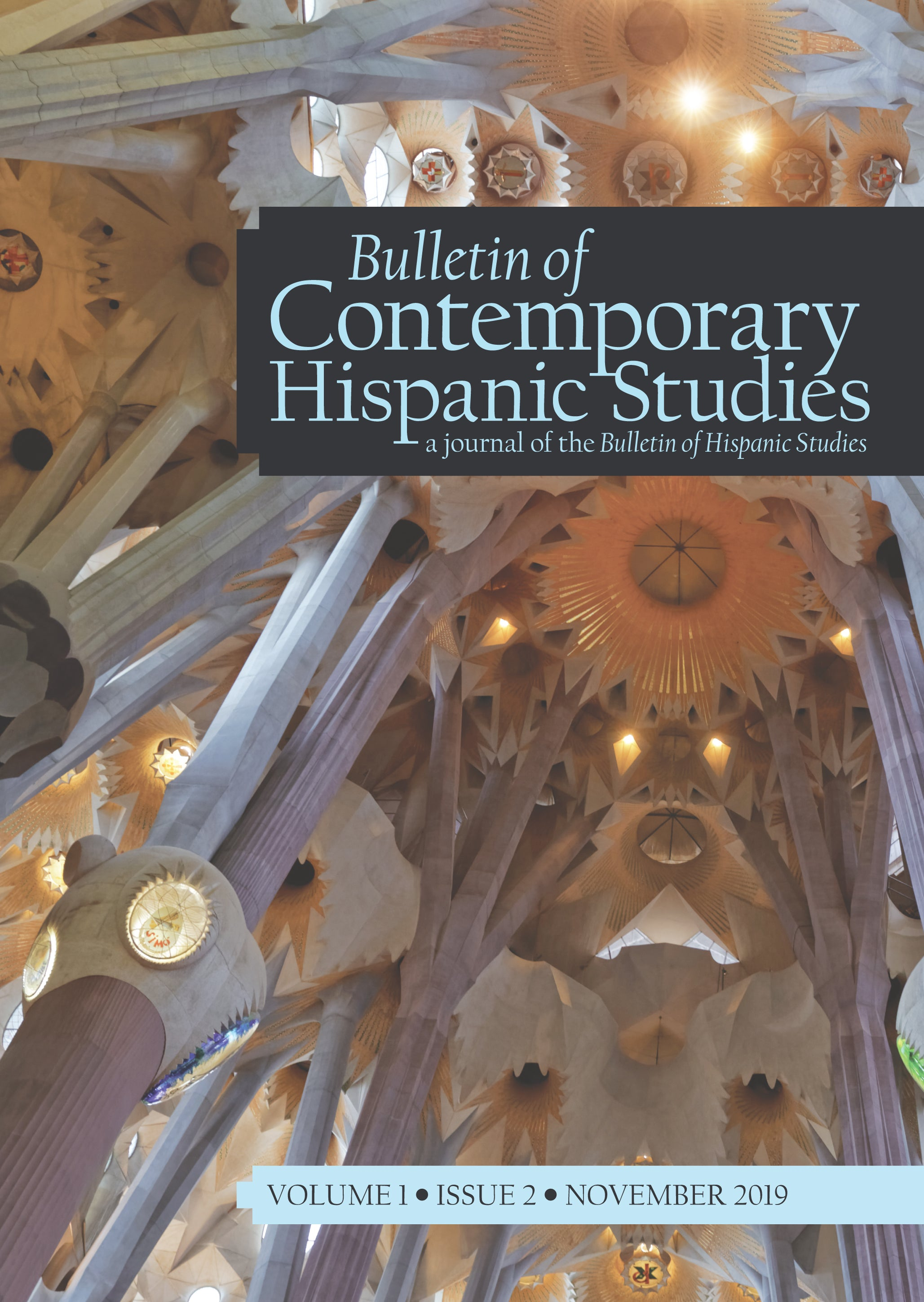 link to Bulletin of Contemporary Hispanic Studies