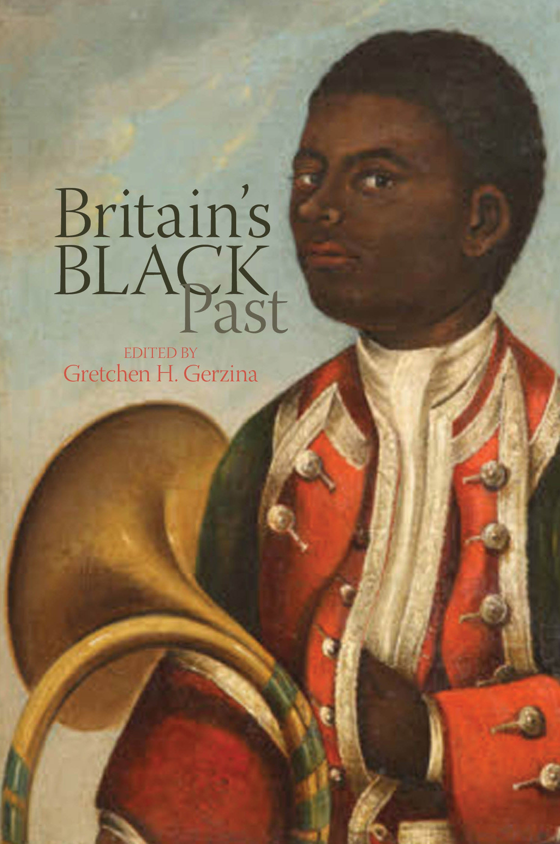 link to Britain's Black Past book