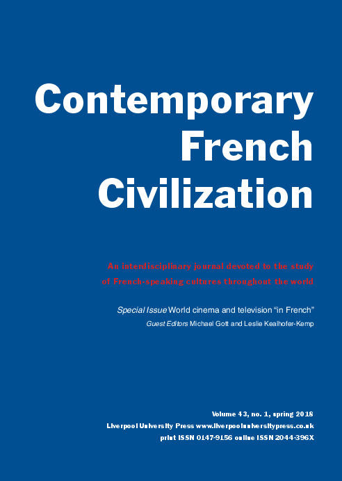 link to Contemporary French Civilization