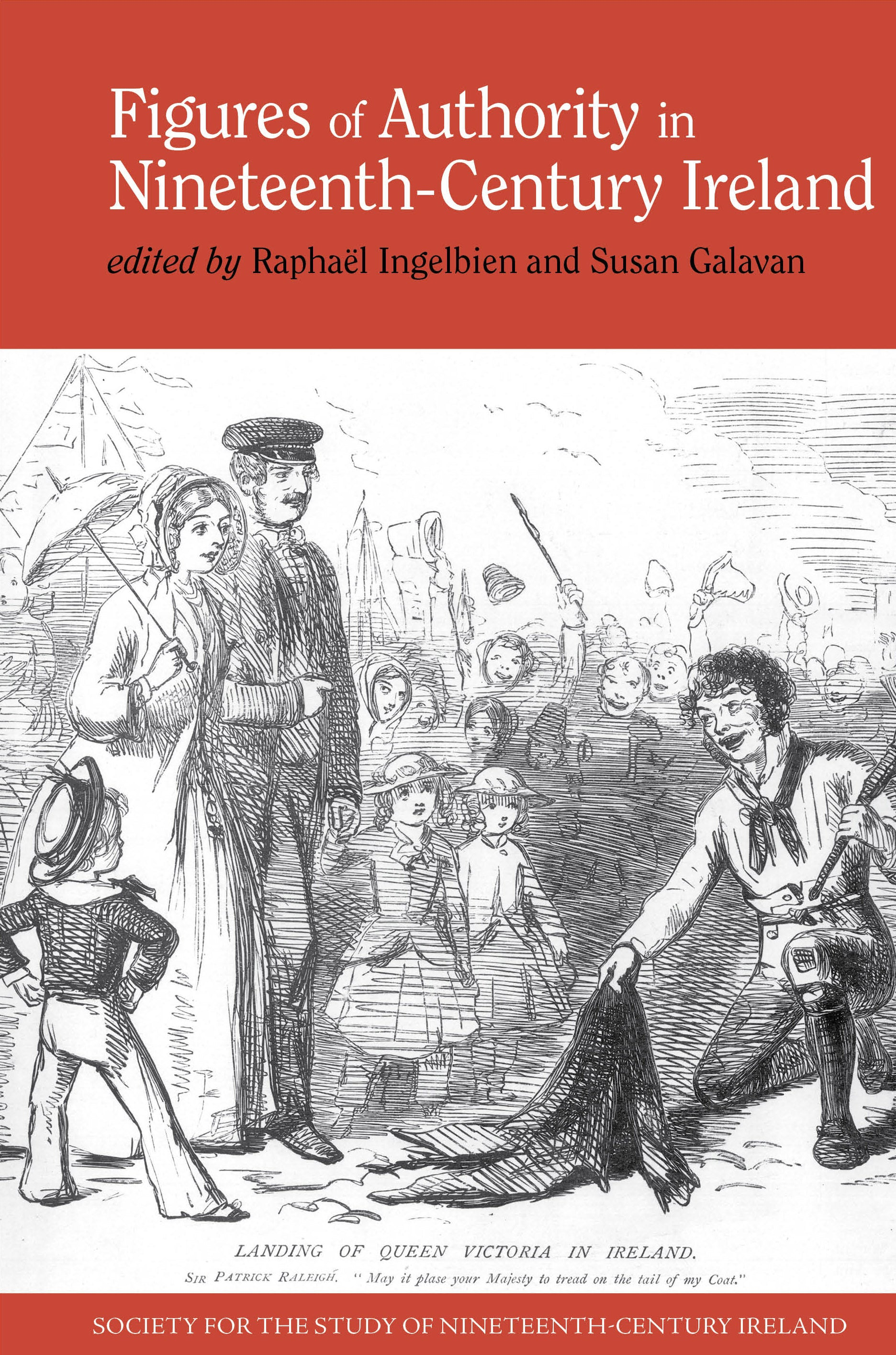 link to Society for the Study of Nineteenth Century Ireland series