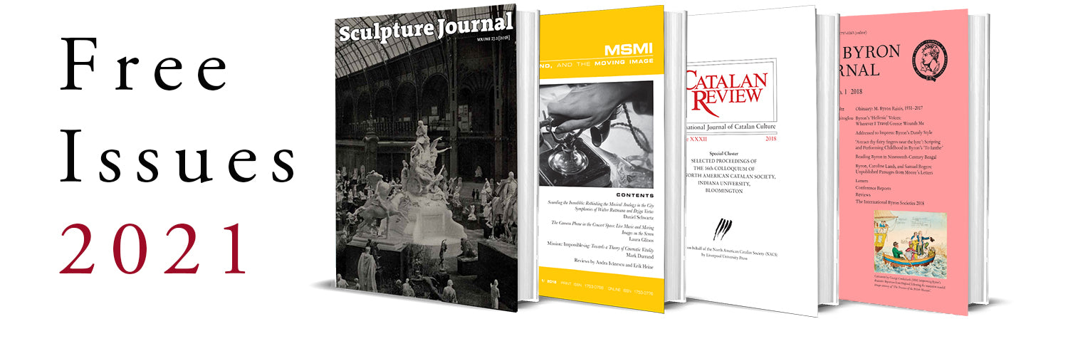 Journals Free Issues 2021