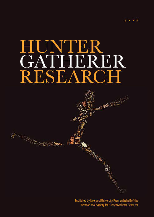 link to Hunter Gatherer Research