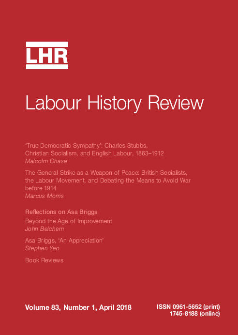 link to Labour History Review
